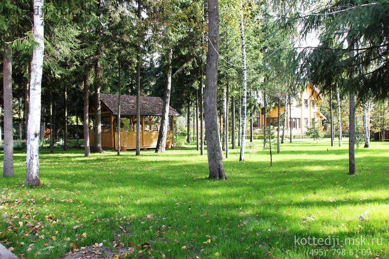 Лесной ключ коттеджный поселок ворсма фото